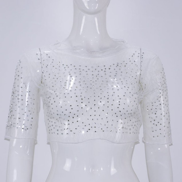 Women Summer Vest Crop Vest Sleeveless Blouse Casual Tank Tops T-Shirt