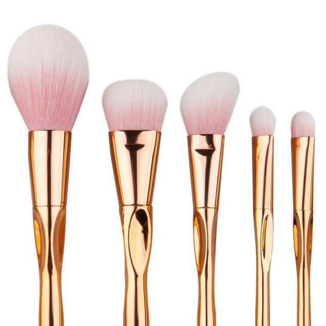12PCS  Make Up Foundation Eyebrow Eyeliner Blush Cosmetic Concealer Brushes