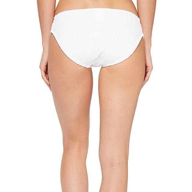 Becca by Rebecca Virtue Women's Tab Side Hipster Bikini Bottom sz:XL
