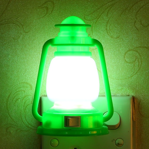 Flat plug Rated voltage 110-220V Ship Lights LED Nightlight