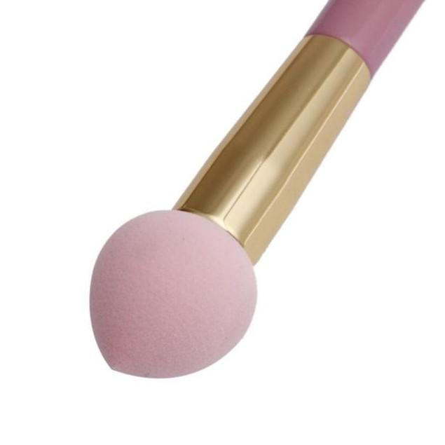 13CMX3CM Beauty Makeup Tool Sponge Blender Flawless Shaped Powder Puff