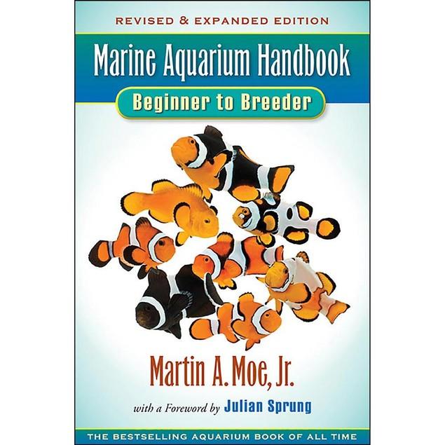 Marine Aquarium Handbook, Sea Life by TFH Publications