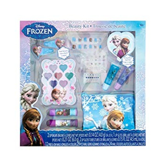 Girl Disney Frozen Beauty Kit, Lip balms, glosses