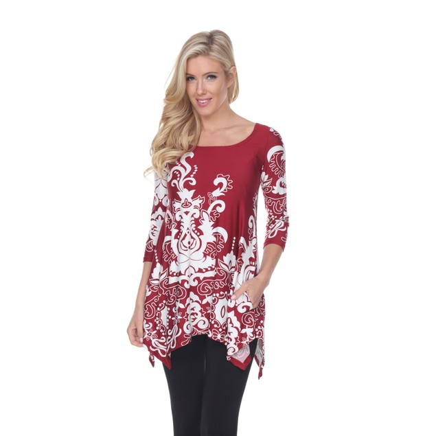 Yanette Tunic Top - 5 Colors
