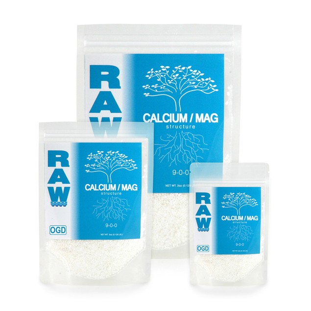 RAW Calcium/Mag, 2 oz