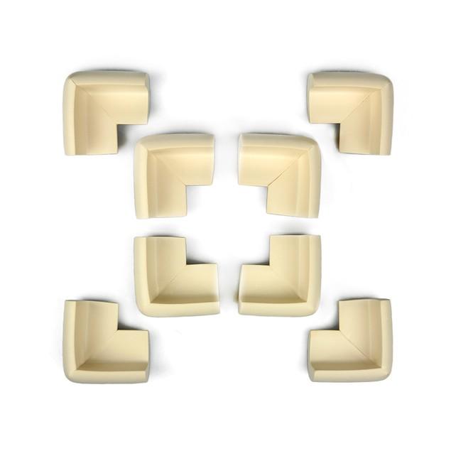 Tritina Corner safety bumpers-8pcs,Healthy PBA free Baby Corner Cushion