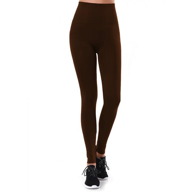Women's Warm Winter Fleece Lined Leggings - Plus Sizes Available