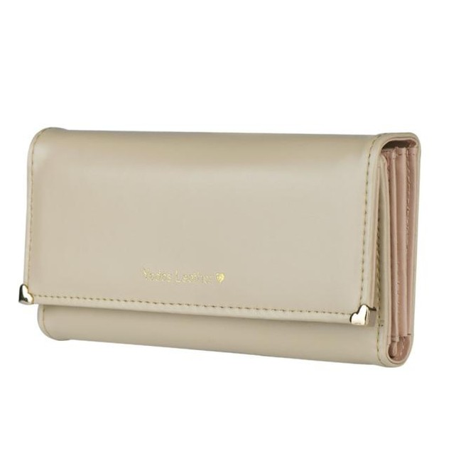 Lady Women Clutch Long Purse Leather Wallet Credit Card Holder Bags