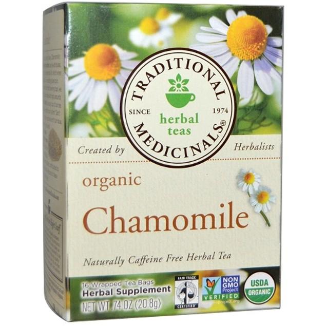 Traditional Medicinals Tea Organic Chamomile