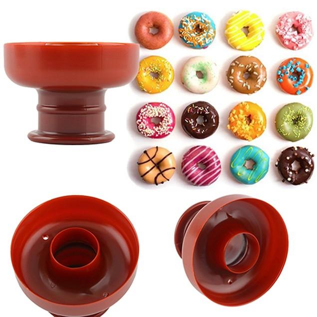 DIY Tool Doughnut Donut Maker Cutter Mold