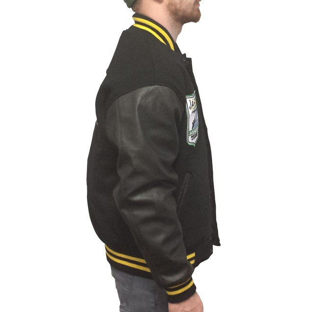 Irv Blitzer Jamaican Bobsled Team Varsity Jacket