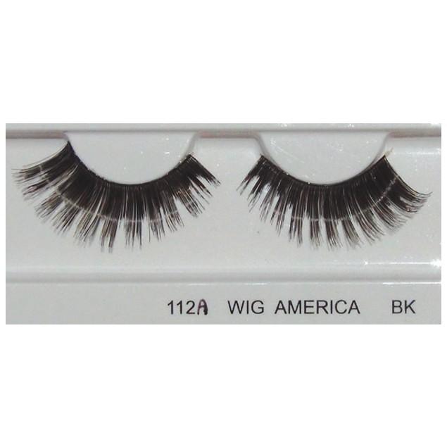 Wig America Premium False Eyelashes wig479, 5 Pairs