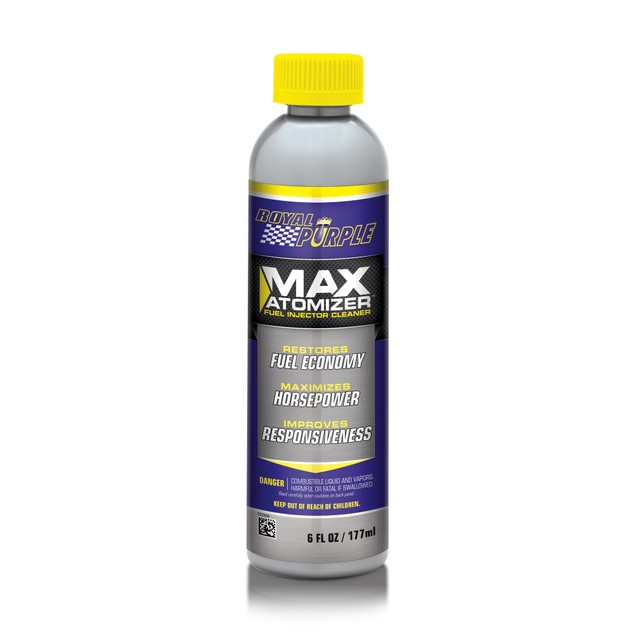 12-Pack Royal Purple 18000 Max Atomizer Fuel Injector Cleaner 6 oz