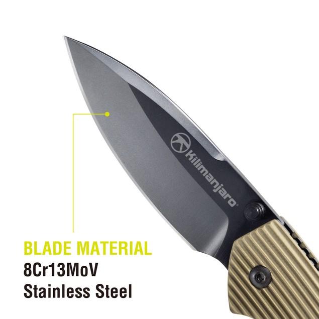 Kilimanjaro Firma Folding Knife