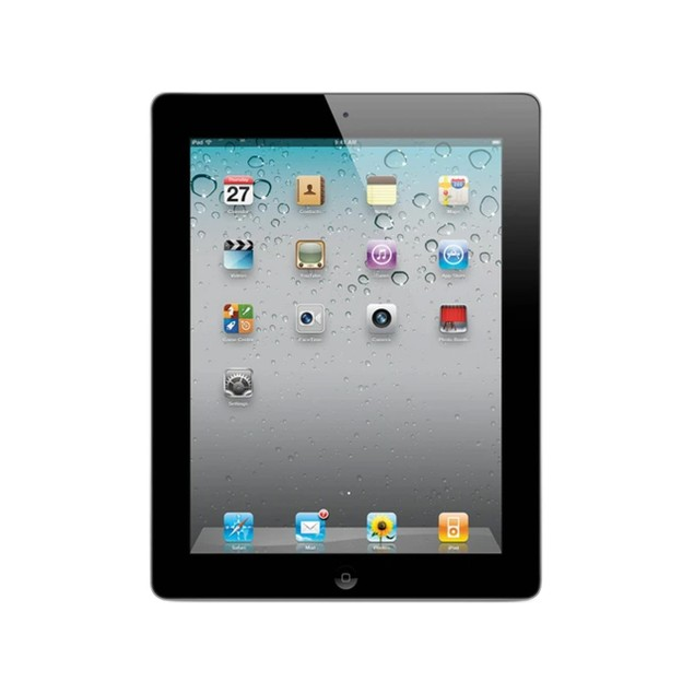Apple iPad 2 (16GB, WiFi) - Available in Black or White