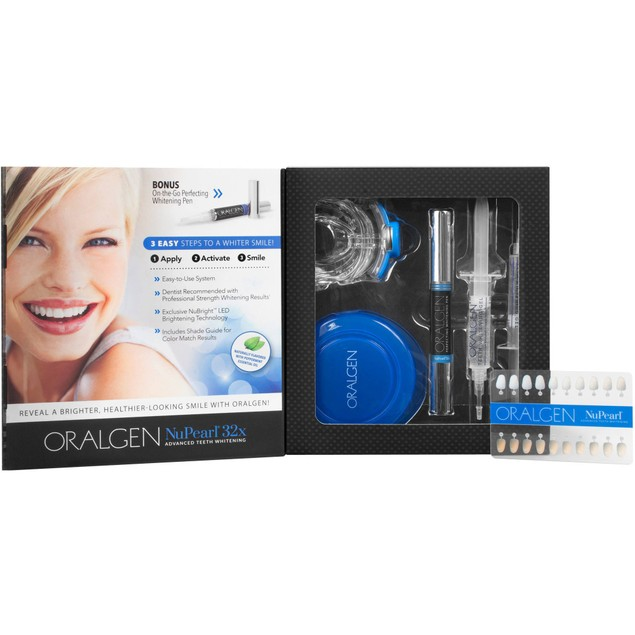 Oralgen NuPearl Teeth Whitening System