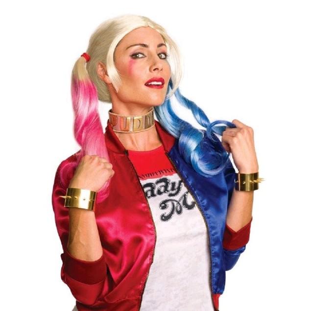 Harley Quinn Jewelry Set Suicide Squad Margot Robbie DC Halloween Dress up