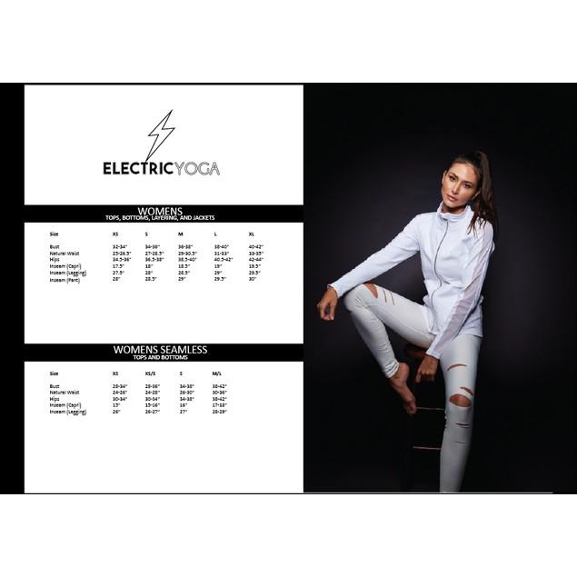 Electric Yoga Panther Bra & Leggings Set