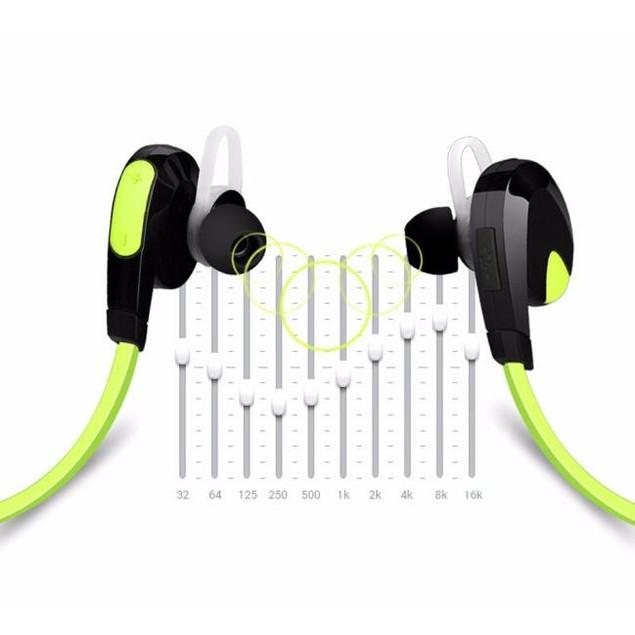 Bluetooth Wireless Handfree Headset Stereo Headphone Earphone