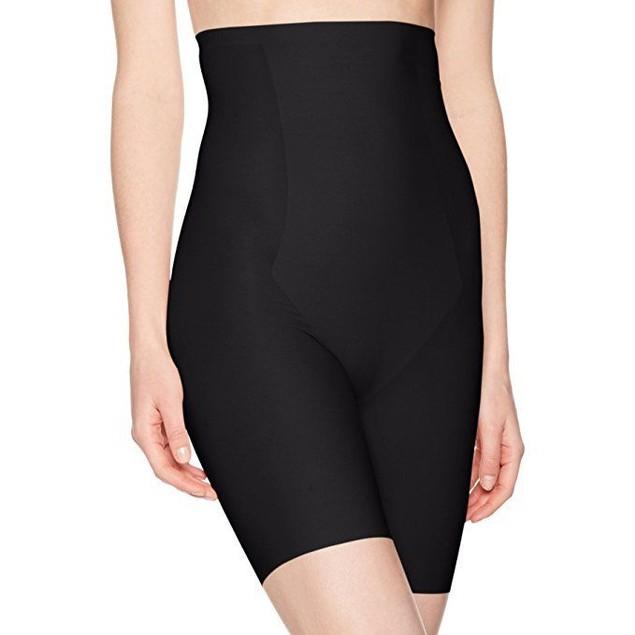 SPANX Plus Size Trust Your Thinstincts High-Waist Shorts,  SZ 1X