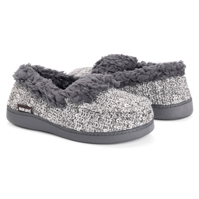 MUK LUKS ® Women's Anais Moccasin Slippers