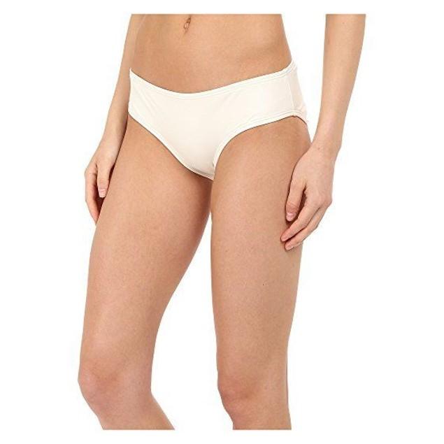 Kate Spade New York Women's Hipster Bottom Cream Swimsuit Bottoms SZ L