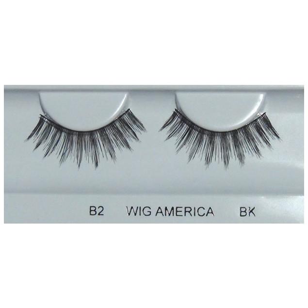 Wig America Premium False Eyelashes wig515, 5 Pairs