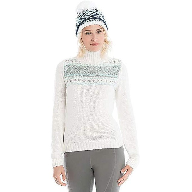 Lole Tierra Sweater - Women's White Large