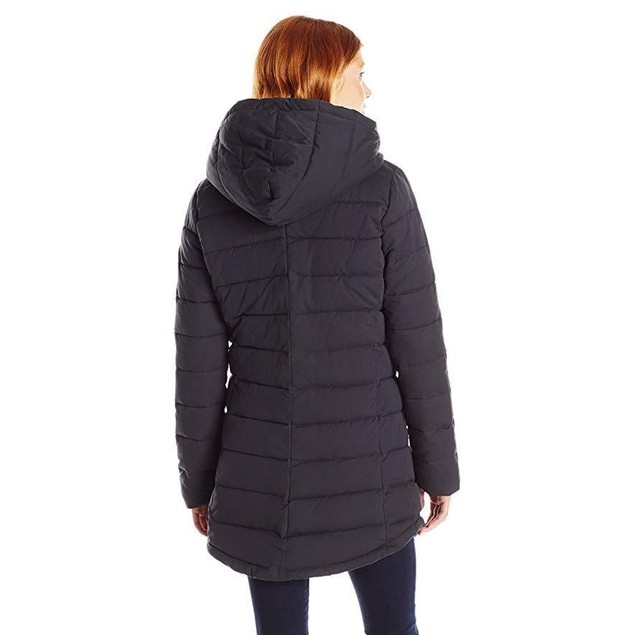 Roxy Juniors Indi Coast Padded Jacket, True Black, Sz  Large