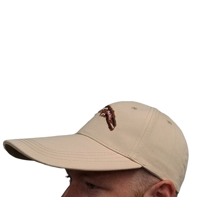Scotty Smalls Fish Baseball Cap