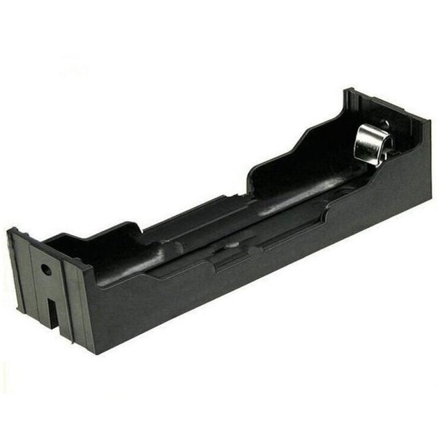 Battery Case Holder Storage Box For 18650 Rechargeable Battery 3.7V
