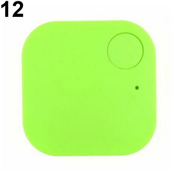 GPS Locator Smart Tracker Bluetooth Tag Alarm Wallet Pet Child Key Finder