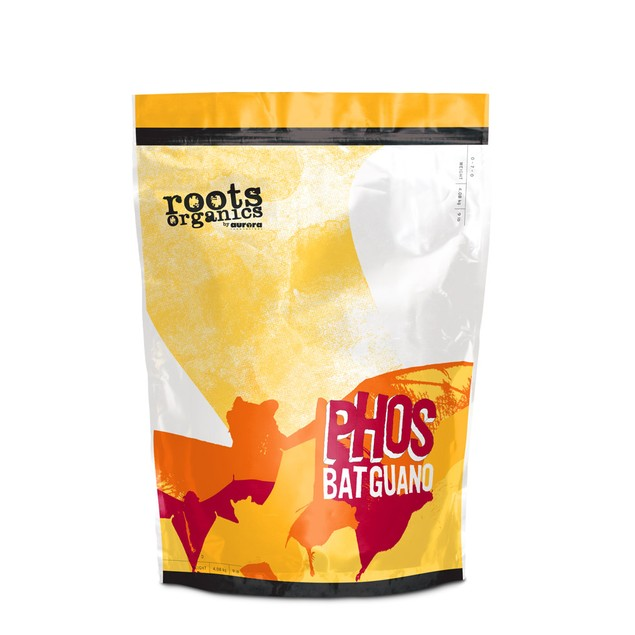 Roots Organics Phos Bat Guano, 9 lbs