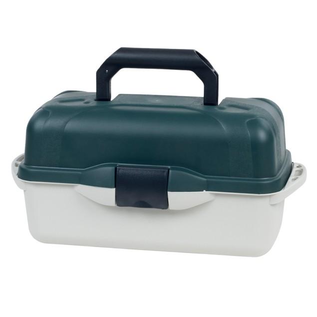 Wakeman Fishing 2-Tray Tackle Box Organizer - 14 inch