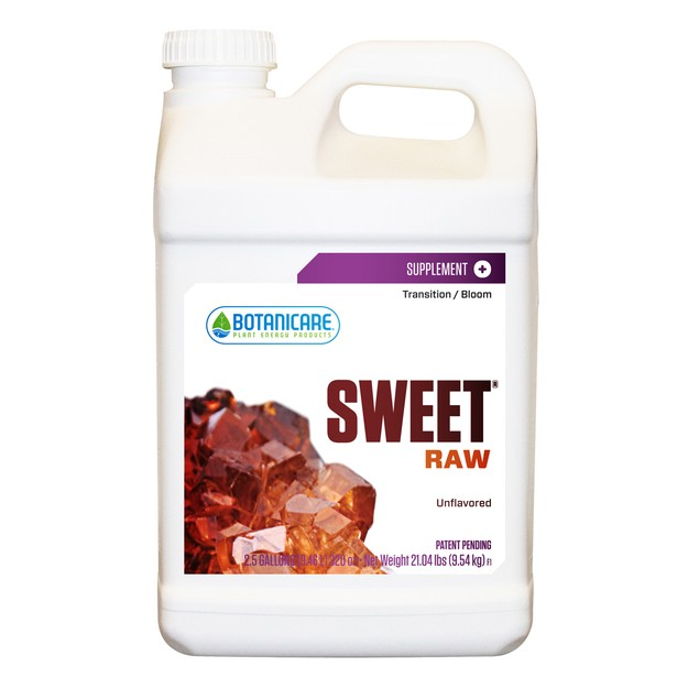 Botanicare Sweet - Carbo Raw Sweet Carbo Raw 2.5 Gal