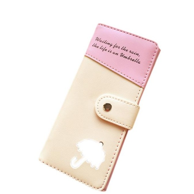 Women's Leisure Long Purse Wallet