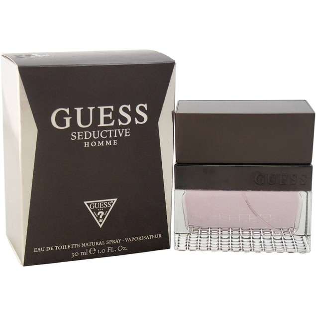 Guess for Men Seductive Cologne Eau De Toilette Spray w/ Spicy Floral