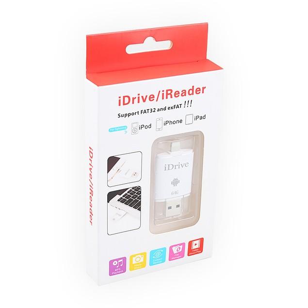 3 in 1 OTG USB Flash Drives Pen Drives