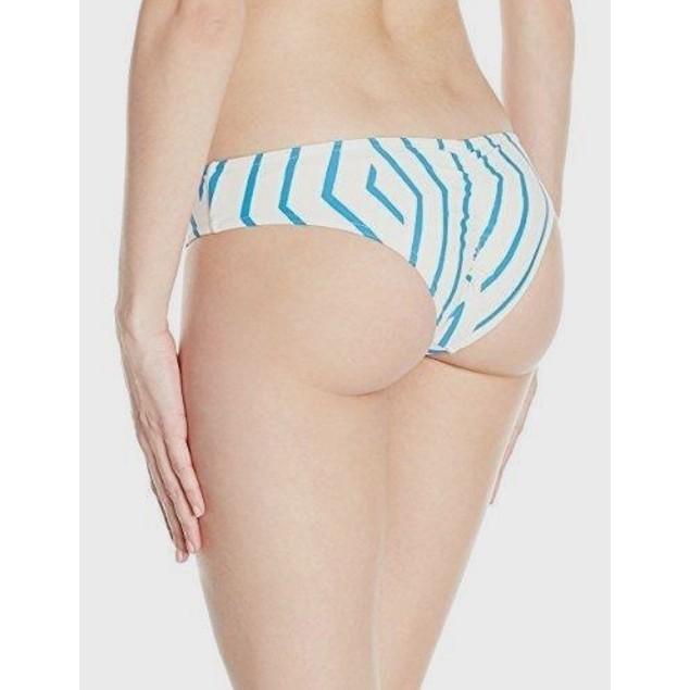 Billabong Women's Amaze Hawaii Lo Bikini Bottom WHITE XB44JAMA SIZE S