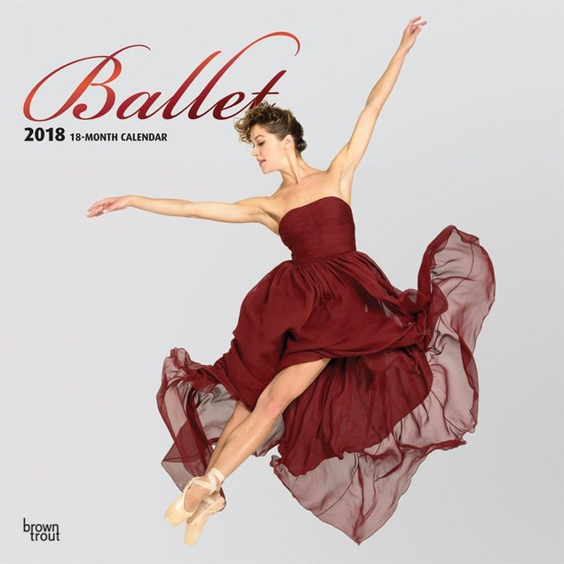 Ballet Wall Calendar, Dance   Theatre by Calendars