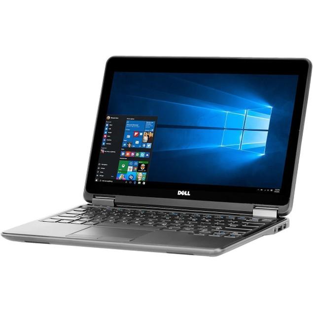 """Dell 12.5"""" Latitude E7240 (Intel Core i5, 4GB RAM, 128GB SSD, Windows 10)"""