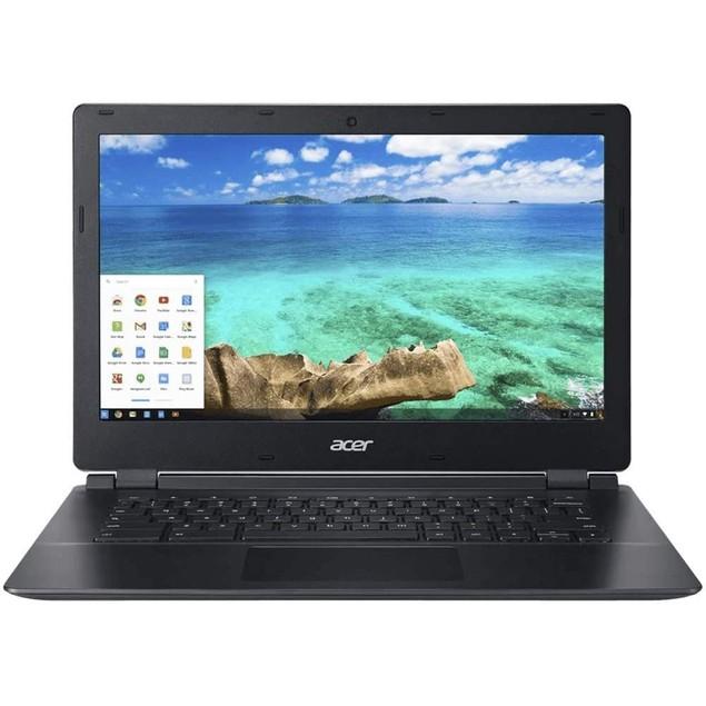 "Acer C810-T7ZT  Computer Intel Celeron 4GB 16GB SSD Chrome 13"" Monitor"
