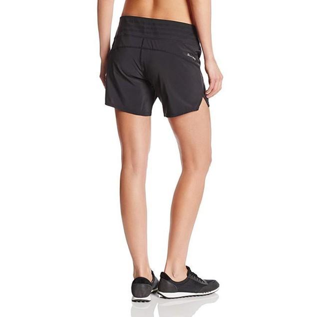 Skirt Sports Women's Go Longer Shorts, Black, Sz X-Large