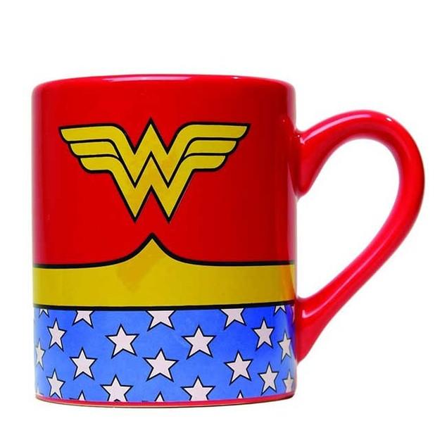 Wonder Woman Uniforms 20 oz Jumbo Ceramic Mug
