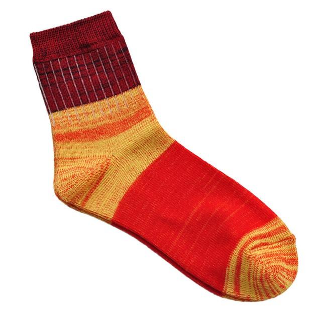 1pair Womens Cashmere Wool Thick Warm Socks Winter Fashion Socks