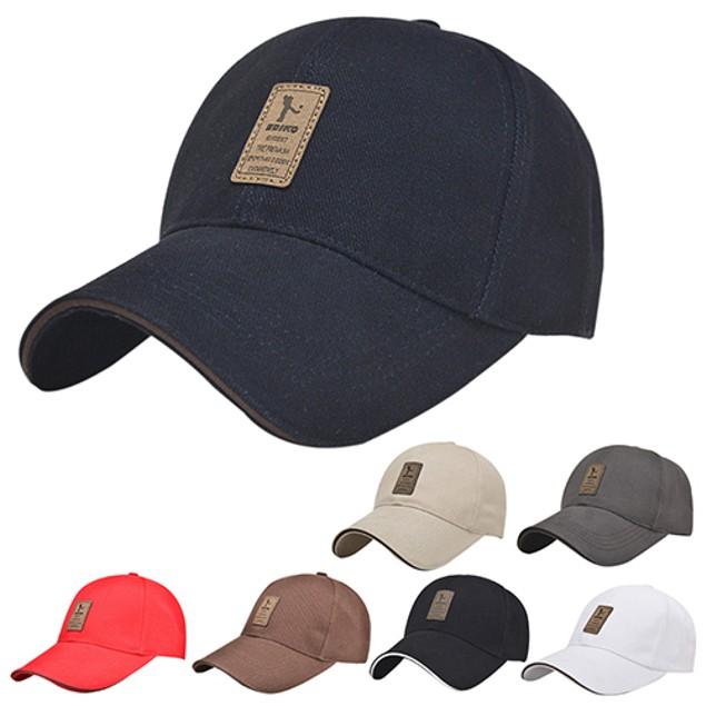 Men's Summer Polo Baseball Cap