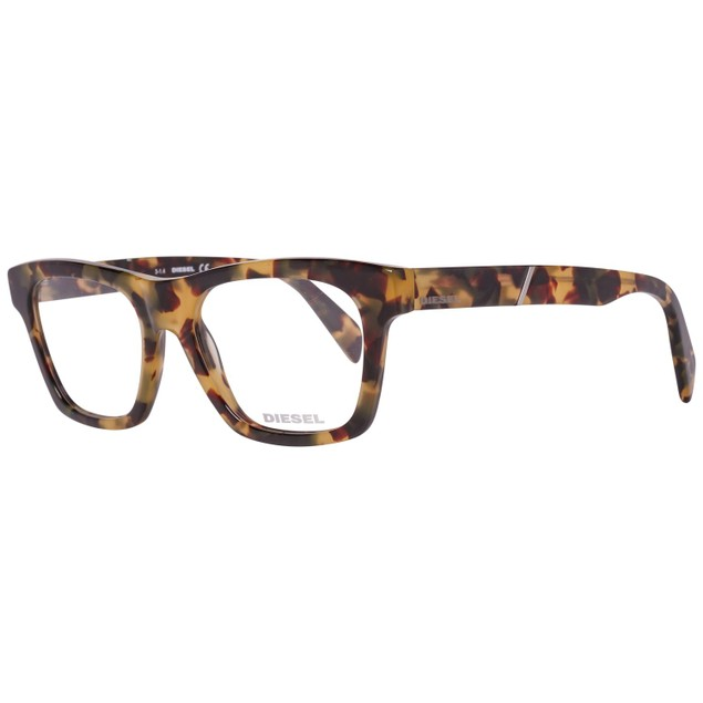 EYEGLASSES DIESEL  BROWN  UNISEX DL5092-053-53