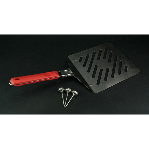 Mr. Bar-B-Q Oversize Spatula And 3 Meat Barbecue Tool Sets