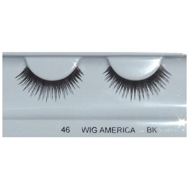 Wig America Premium False Eyelashes wig493, 5 Pairs