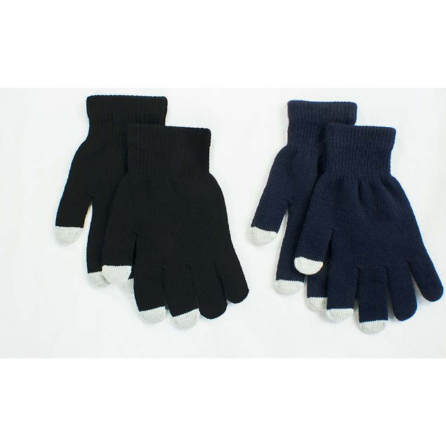 2 Pairs of Touchscreen Gloves